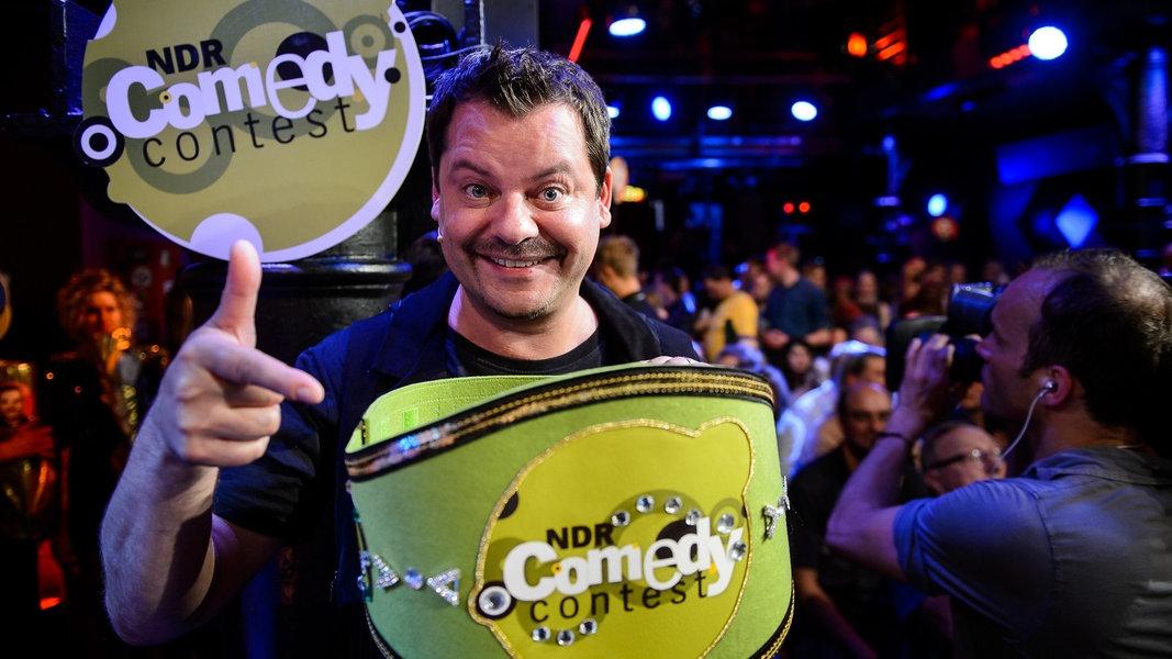 NDR Comedy Contest mit Ingo Appelt | NDR.de - Fernsehen ...