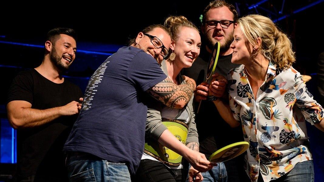 NDR Comedy Contest mit Mundstuhl | NDR.de - Fernsehen ...
