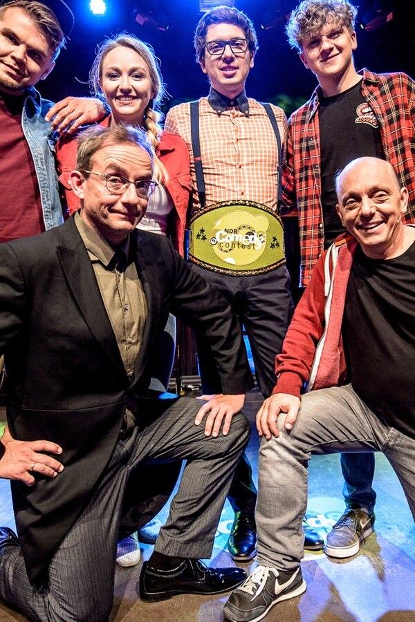 NDR Comedy Contest mit Wigald Boning | NDR.de - Fernsehen ...