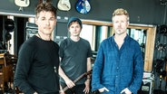 Die norwegische Band a-ha © Just Loomis / Universal Music