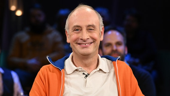 "Comedian Emmanuel Peterfavil alias ""Alfons"" zu Gast in der NDR Talk Show am 10.01.2020"