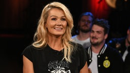 Franziska van Almsick zu Gast in der NDR Talk Show/Talk am Dienstag, am 24.09.2019 © Uwe Ernst
