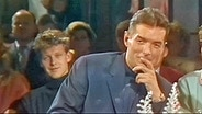 Falco zu Gast in der NDR Talk Show am 20. November 1992. © NDR