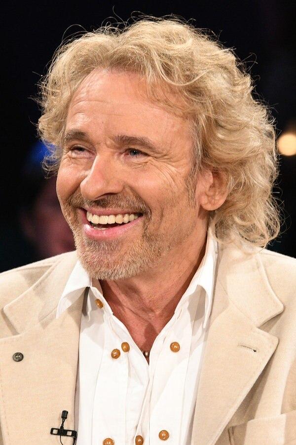Moderator und Entertainer Thomas Gottschalk
