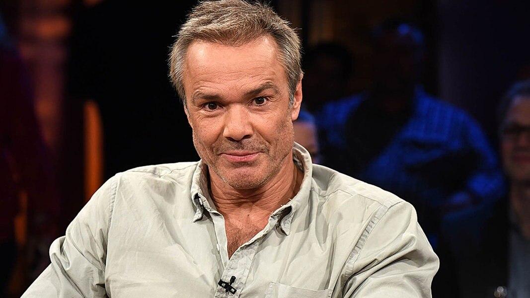 Schauspieler Hannes