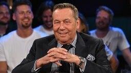 Roland Kaiser zu Gast inde der NDR Talk Show/Talk am Dienstag, am 24.09.2019 © Uwe Ernst