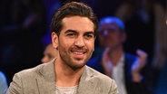 Schauspieler Elyas M'Barek zu Gast in der NDR Talk Show am 04.09.2015 © NDR/Uwe Ernst Foto: Uwe Ernst