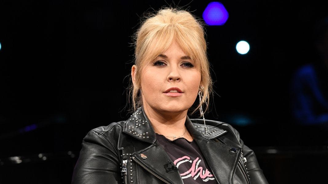 Sängerin Maite Kelly   NDR.de - Fernsehen - Sendungen A-Z ...