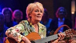 Sängerin Ingrid Peters zu Gast in der NDR Talk Show am 29.07.2016. © NDR/Uwe Ernst Foto: Uwe Ernst