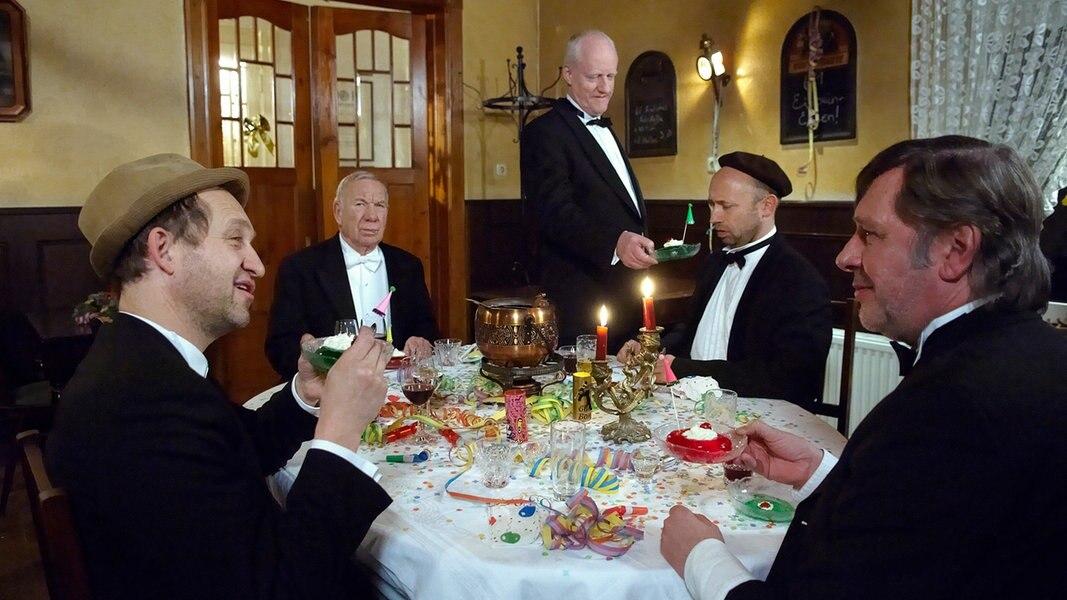 Silvester Ndrde Fernsehen Sendungen A Z Neues Aus Büttenwarder