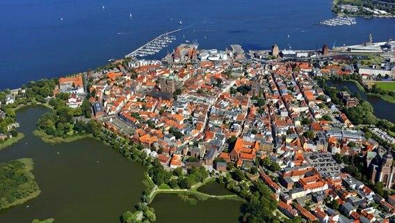 Wetter Stralsund