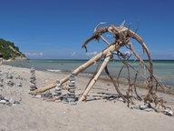 Ist das die Karibik? Nein, Dagmar Jaschen aus Bestensee war auf Hiddensee. © NDR Fotograf: Dagmar Jaschen aus Bestensee