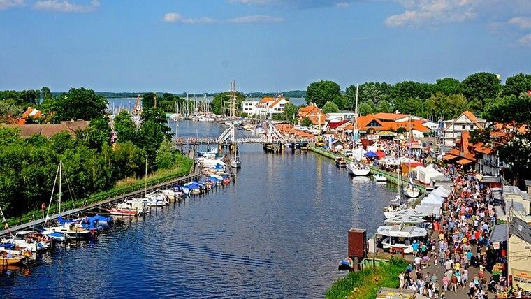 Das Fischerfest in Greifswald-Wieck. © NDR Fotograf: Erwin Rosenthal aus Greifswald