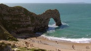 Durdle Door. © NDR, honorarfrei