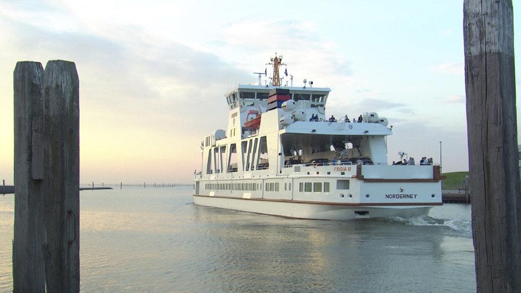 Polizei: Inselfähren erfüllen Sicherheitsstandards