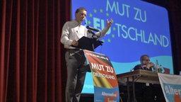 Parteichef Bernd Lucke
