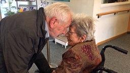 Günter Klein (l.) und Ingeburg Klein © NDR Foto: Screenshot