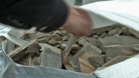 Asbestentsorgung Illegal Soll Legal Werden Ndr De Fernsehen