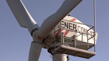 Enercon-Windkraftanlage © NDR Foto: Screenshot