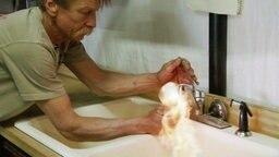 Gasland - brennender Wasserhahn