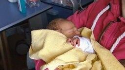 Baby © NDR Fotograf: Screenshot