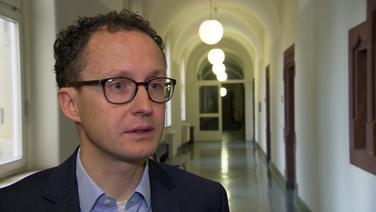 Kai Wantzen, Sprecher des Hanseatischen Oberlandesgerichts © NDR Fotograf: Screenshot