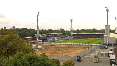 Holstein-Stadion © NDR Foto: Screenshot