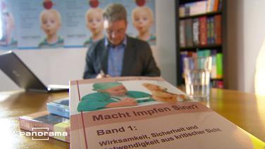 Impfgegner Hans Tolzin