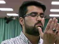 Der Hamburger Muslim Ehsan Safarzadeh. © NDR
