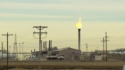 Gasförderung © NDR Foto: Screenshot