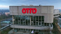 Die Otto-Group in Hamburg. © NDR Fotograf: Screenshot
