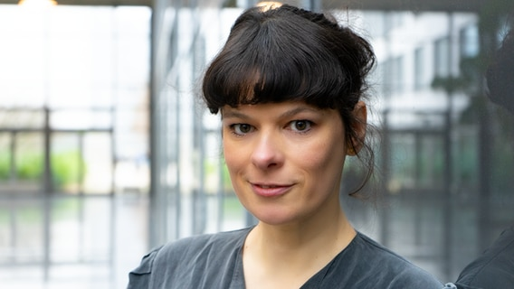 Anne Ruprecht, © NDR, foto: Leonie Ahmadi
