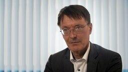 Karl Lauterbach © NDR Foto: Screenshot