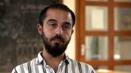 Tareq Alaows © NDR Foto: Screenshot