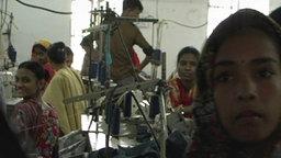 Textilfabrik in Bangladesh