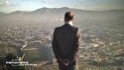 Mohammed Sediq blickt auf Kabul. © NDR