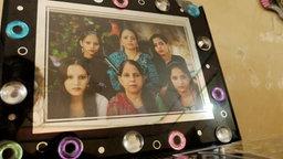 Familienfoto: fast alle der Frauen starben beim Brand.
