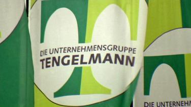 Fahnen der Unternehmensgruppe Tengelmann © NDR
