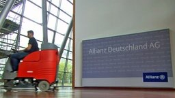 Allianz-Zentrale. © NDR