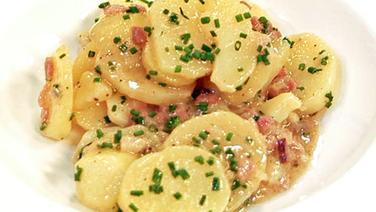 Rezept Kartoffelsalat Mit Knusprigem Speck Ndrde Ratgeber