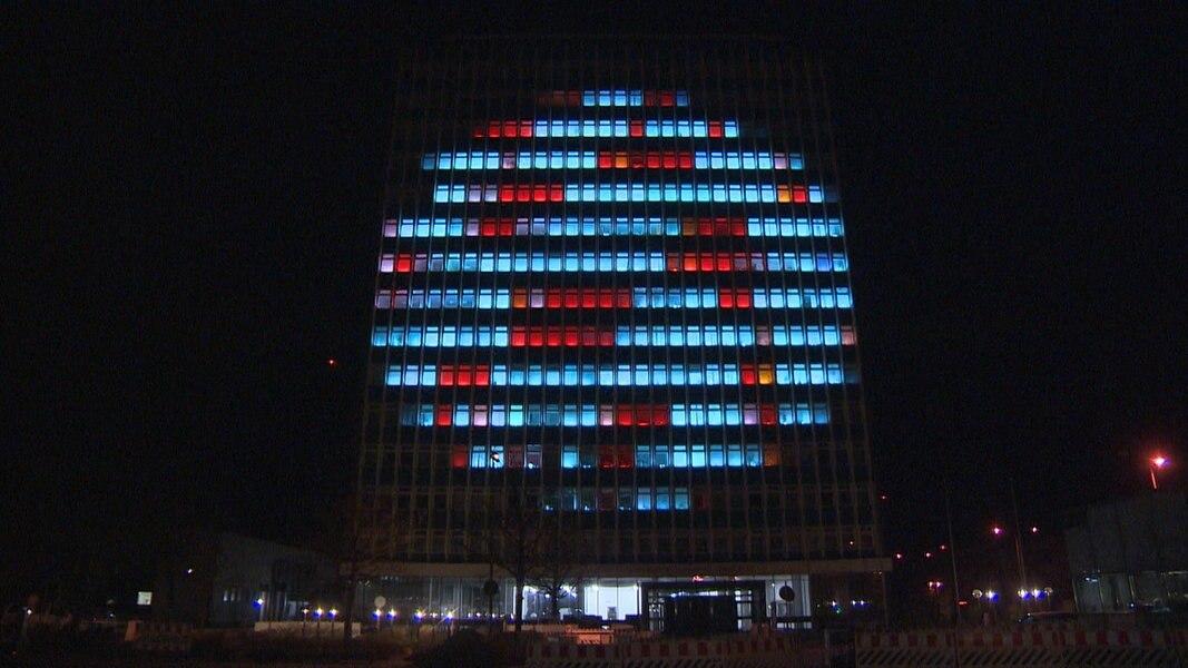 Kiel: Zocken an 50 Meter großem Uni-Hochhaus