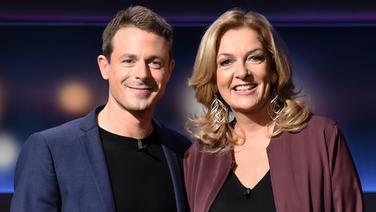 Die Moderatoren Bettina Tietjen und Alexander Bommes am 24. November 2017 © NDR/Christian Wyrwa Fotograf: Christian Wyrwa