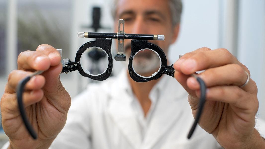 Igel Leistung Augenarzt