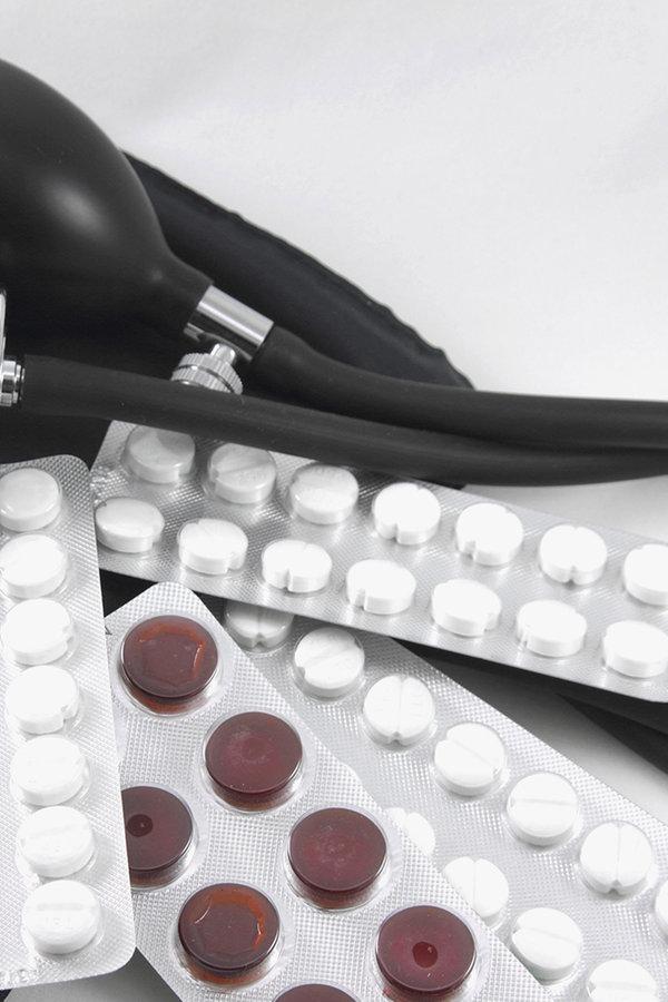 Bluthochdruck Medikamente Nebenwirkungen