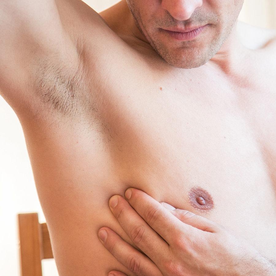 Die größer andere pubertät als eine brust Brüste werden