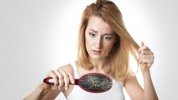 Was Hilft Gegen Haarausfall Ndrde Ratgeber Gesundheit