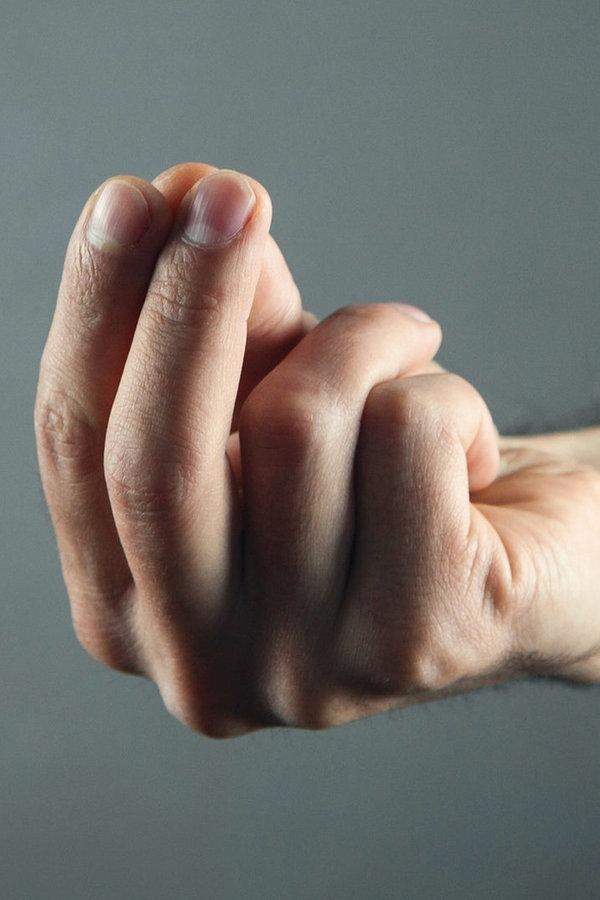 Schnapp Finger