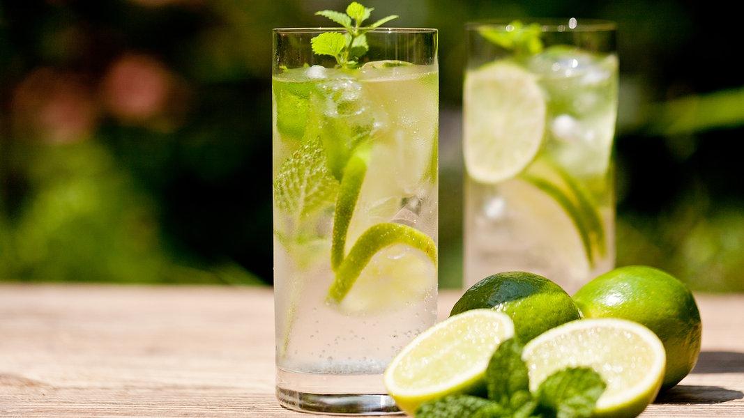 Wie gesund ist aromatisiertes Wasser?