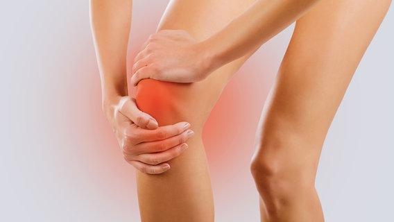 Was hilft bei chronischen Knieschmerzen?