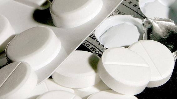 Beeinträchtigt paracetamol die pille